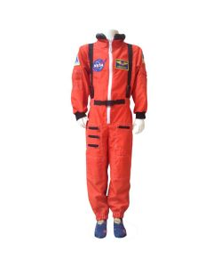 Adult Orange NASA Astronaut Costume