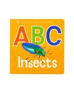 AMNH ABC Insects Board Book