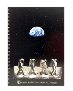 Moonwalk Notebook