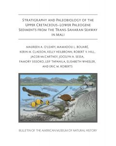 B436 Statigraphy And Paleobiology Of The Upper Cretaceous-Lower Paleogene Sediments