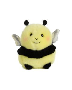 Bee Happy Plush Bumble Bee