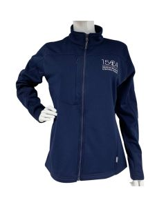 Ladies Navy Blue AMNH 150th Anniversary Jacket