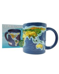 Climate Change Global Warming Mug