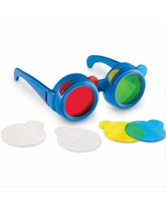 Color Mixing Glasses