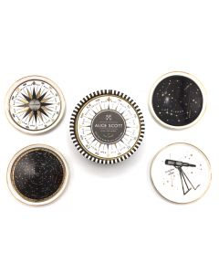 Constellation Coaster Set