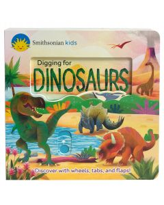 Digging for Dinosaurs Interactive Board Book