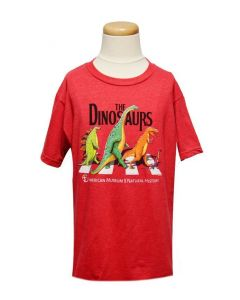 Youth 'The Dinosaurs' T-Shirt