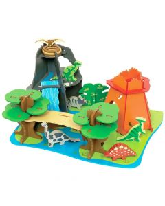 Dinosaur Island Play Set