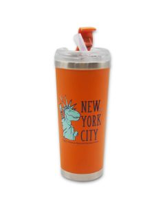 Dino Liberty Thermal Tumbler