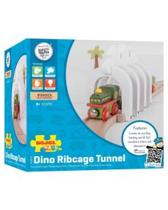 Dino Train Ribcage Tunnel