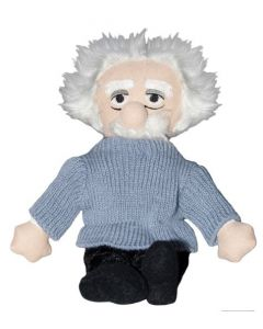 Albert Einstein Plush Doll