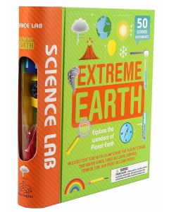 Extreme Earth Science Lab Book