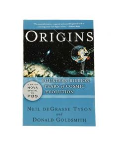 Origins - Fourteen Billion Years of Cosmic Evolution