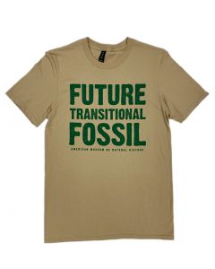 Adult Future Transitional Fossil T-Shirt