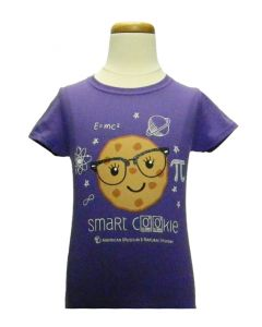 Girls Smart Cookie Tee