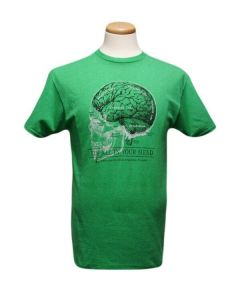 Adult It's All In Your Head Tee