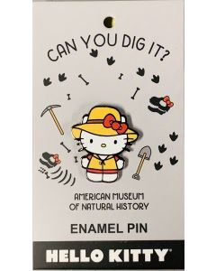 Hello Kitty Can You Dig It? Pin