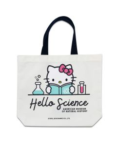 Hello Kitty Hello Science Tote Bag