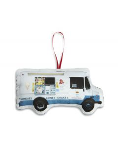 NYC Ice Cream Truck Ornament