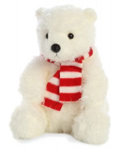 Plush Iceberg Polar Bear