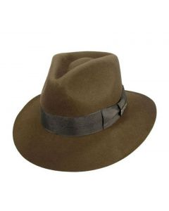 Indiana Jones Wool Felt Hat