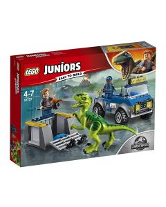 LEGO Juniors Raptor Rescue Truck