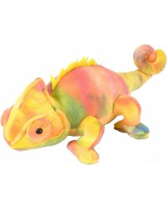 Mini Plush Chameleon