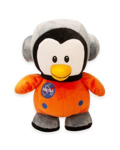 Plush NASA Penguin Astronaut