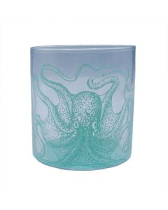 Double Old-Fashioned Octopus Glass - Down The Hatch