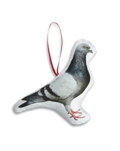 NYC Pigeon Ornament