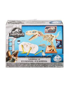 Jurassic World Playleontology Kit