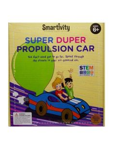 Super Duper Propulsion Car