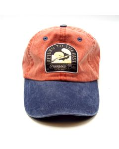 Two-Tone Return To The Past Cap