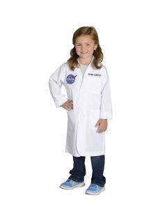 Youth NASA Rocket Scientist Lab Coat