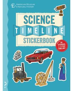 Science Timeline Stickerbook