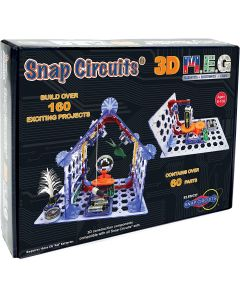 Snap Circuits® 3D M.E.G. Electronics Discovery Kit