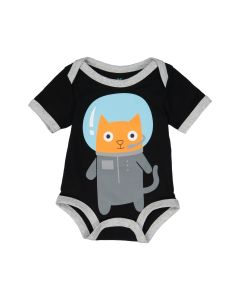 Infant Space Cat Onesie
