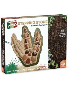 Stepping Stone Dinosaur Footprint Kit