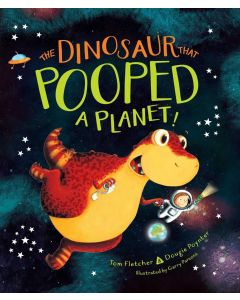 The Dinosaur Pooped A Planet!
