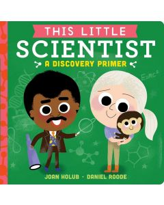 This Little Scientist Board Book