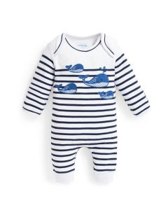 Infant Whale Romper