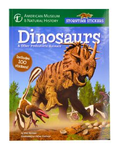 AMNH Storytime Stickers - Dinosaurs