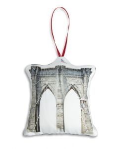 NYC Brooklyn Bridge Ornament