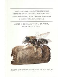 B425 (2018) South American Leaf-Cutter Bees