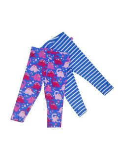 Infant / Toddler 2-Pack Dino Leggings