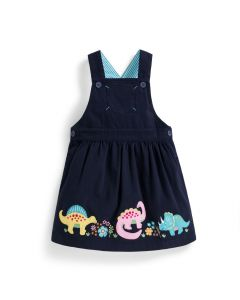 Infant / Toddler Dinosaur Pinafore Dress