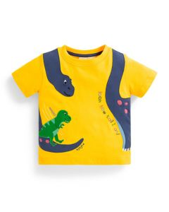 Infant / Toddler Dinosaur Slide T-Shirt