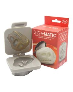 Egg-A-Matic Dino Skull Hardboiled Egg Mold