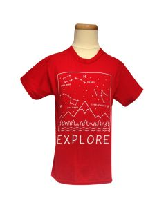 Youth Explore Space T-Shirt