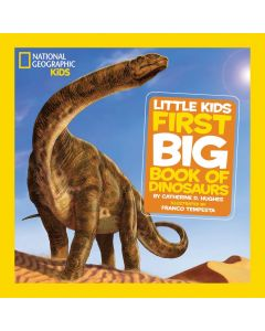 Little Kids First Big Book of Dinos